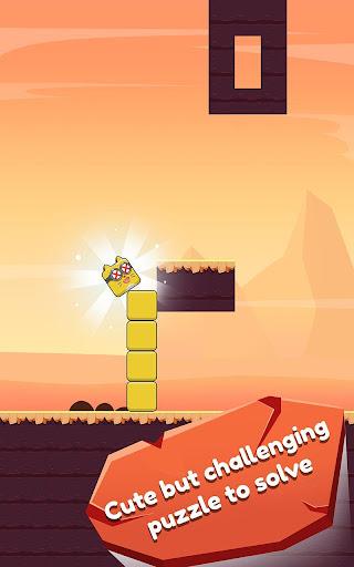 Cat Jumping: Kitten Up, Square Cat Run, Kitten Run 1.2.37 screenshots 3