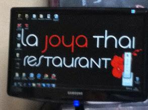 Photo: La Jolla, CA is the address of PurelyAlpaca... and we love Thai food. Just had to go here!
