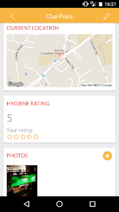 Samoza - Street Food App screenshot 5