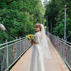 Wedding photographer Anastasiya Nikitina (Nasty1411). Photo of 05.07.2017
