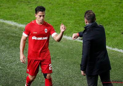 """Cristian Benavente et l'Antwerp, une aventure en deux temps: """"Le départ de Leko m'a poussé à partir"""""""