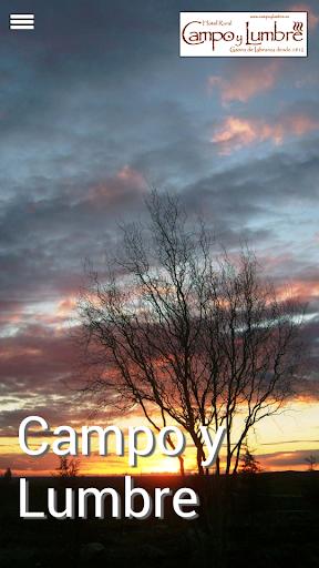 Campo y Lumbre