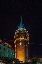 Photo: Galataturm (Galata kulesi)
