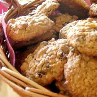 Old Fashion Oatmeal Cookies.