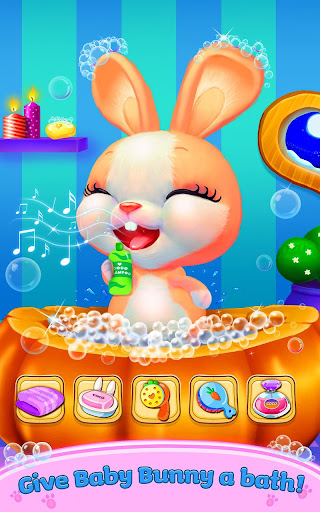 Baby Bunny - My Talking Pet - screenshot