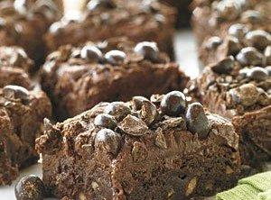 Mudslide Brownies Recipe