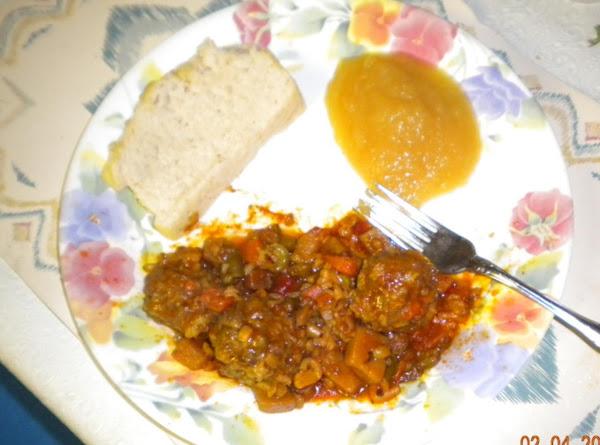 Best Ever Porcupine Meatball Dinner Recipe