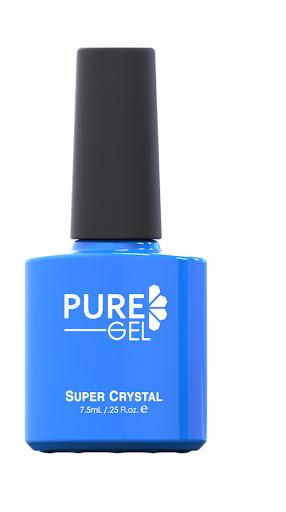 esmalte pure gel wild bombing blue tn-124 w