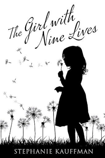 The Girl with Nine Lives cover