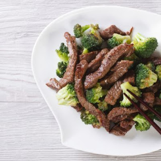 Asian Slow Cooker Beef and Broccoli.