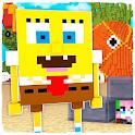 Bikini Bottom Maps and Sponge Mod for Minecraft PE icon