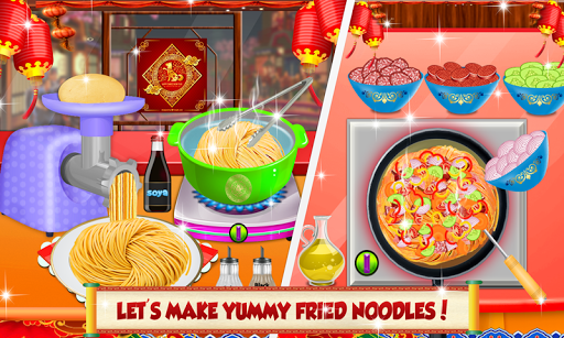 Delicious Chinese Food Maker - Best Cooking Game android2mod screenshots 2