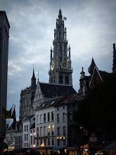 Photo: katedrála Antverpy
