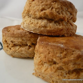 Oat and Maple Syrup Scones Recipe