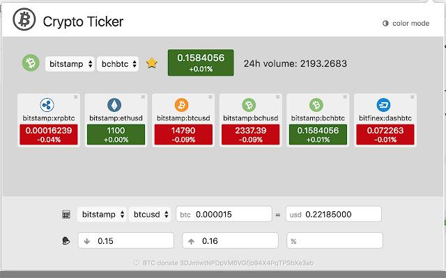 desktop ticker bitcoin casi duso bitcoin