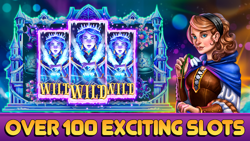 Slots UP!uff0dfree casino games & slot machine offline screenshots 4