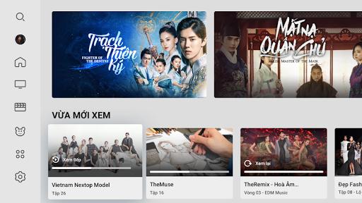 Zing TV - Android TV 20.01.01 screenshots 1