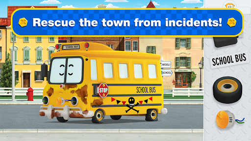 Robocar Poli Games: Kids Games for Boys and Girls 1.3.2 screenshots 2