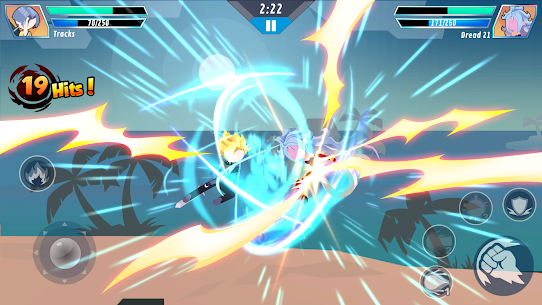 Stick Shadow Fighter – Supreme Dragon Warriors Apk Download For Android and Iphone 7