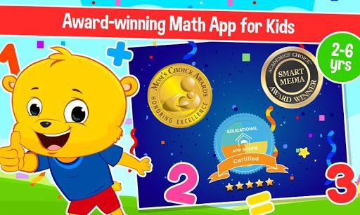 Math Games for Kids - Kids Math modavailable screenshots 1