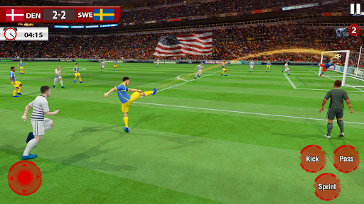 Soccer Kings Football World Cup Challenge 2018 PRO 1.0.5 screenshots 1