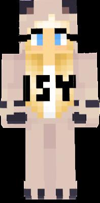 Isycheesy Nova Skin