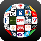 Quick World News - Breaking News & Podcast icon