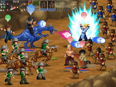 Hero Fighter X v1.08 (Full/Unlocked)