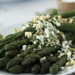 Asparagus with Caper Sauce