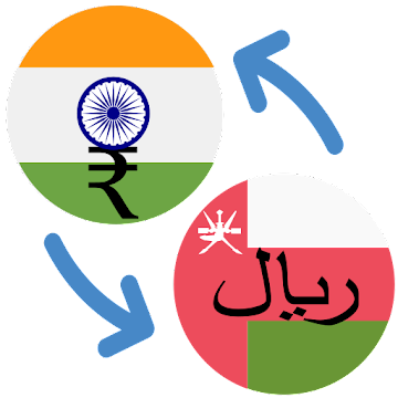 Indian rupee to Omani rial / INR to OMR Converter