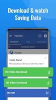 Video downloader for Facebook - Fastget