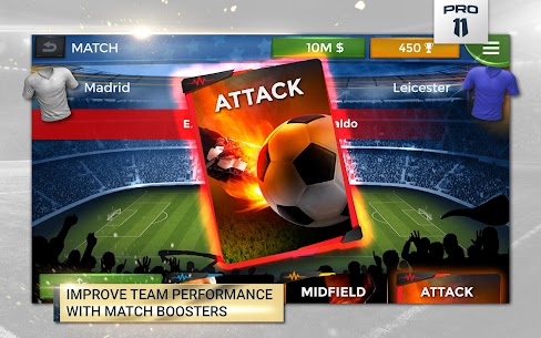 Pro 11 – Soccer Manager GameApk Download For Android 10