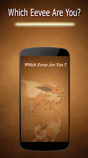 Which Eevee Are You? - náhled