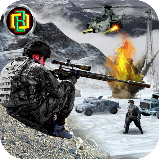 Mountain Sniper Army Shooting 3D