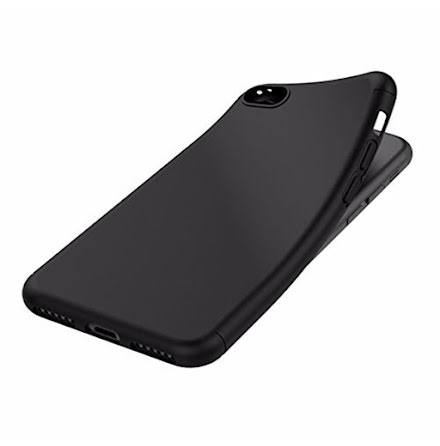 iPhone SE 2020 - Stilrent Mattbehandlat Silikonskal