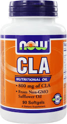 Now CLA Food Supplement - 90 Softgels
