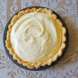 Lemon Gelatin Pie