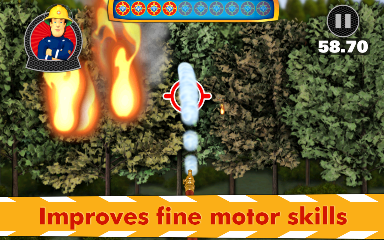 Fireman Sam – Junior Cadet- screenshot