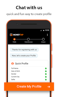 MoneyTap, your credit line app- screenshot thumbnail