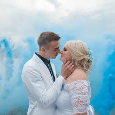 Wedding photographer Alina Kuznecova (alinavk). Photo of 03.08.2018