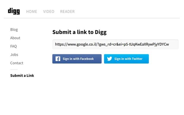 Digg this!