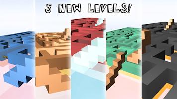 Screenshot of 3D Maze / Labyrinth