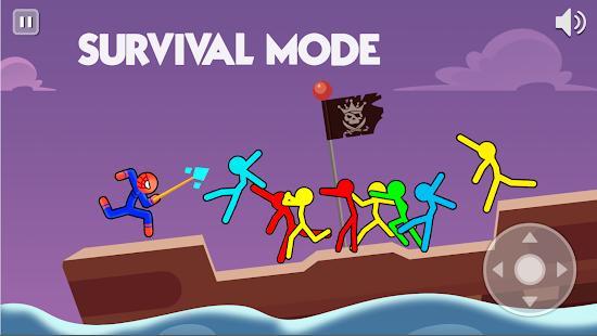 Game Supreme Spider Stickman Warriors - Stick Fight APK for Windows Phone