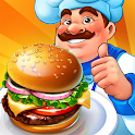 Cooking Craze: The Worldwide Kitchen Cooking Game icon