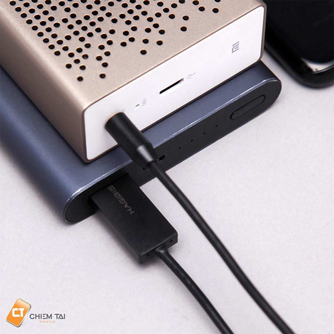 Đầu chuyển tín hiệu Bluetooth Receiver Hagibis (U2 - U2 Pro)