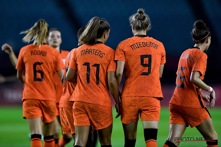 Oranje Leeuwinnen halen ongezien uit op Olympische Spelen