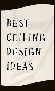 Best Ceiling Design - náhled