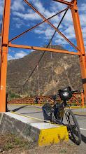 Photo: Puente Cunyocc De Nazca a Cuzco en bicicleta Actividad 2012