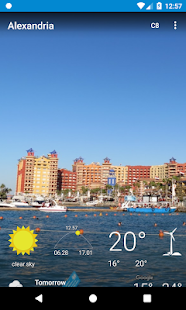 Alexandria - weather forecast and more - náhled