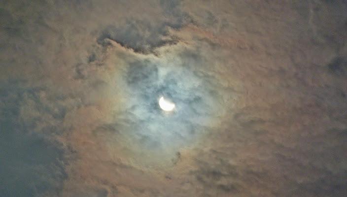 la magia dell'eclissi di sole di MaxFelice